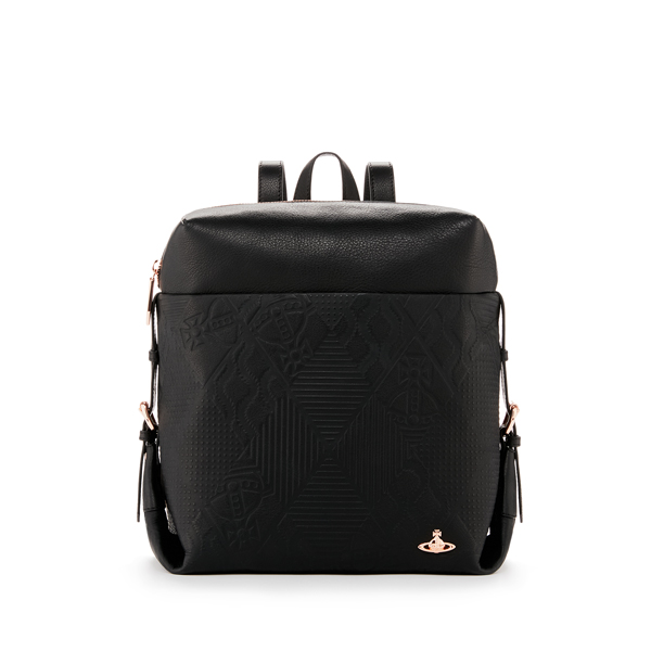 Men Vivienne Westwood BLACK HOGARTH RUCKSACK 13826 Outlet Online