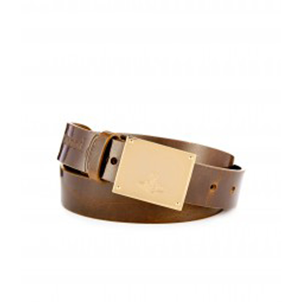 Men Vivienne Westwood BUCKLE BELT 6630 BROWN Outlet Online