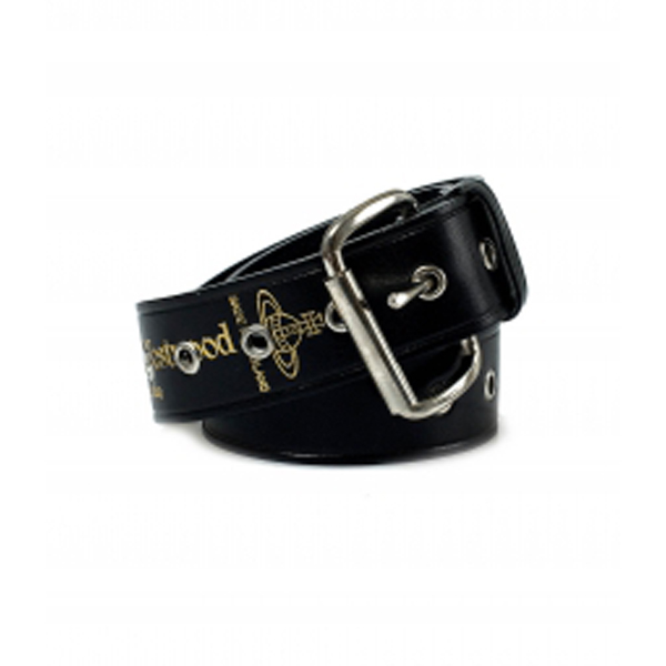 Men Vivienne Westwood ALEX BELT BLACK Outlet Online