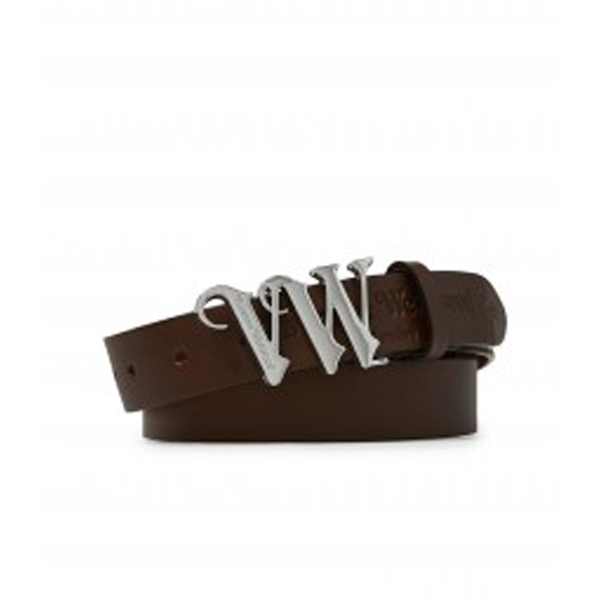 Men Vivienne Westwood VW BELT 5874 BROWN Outlet Online