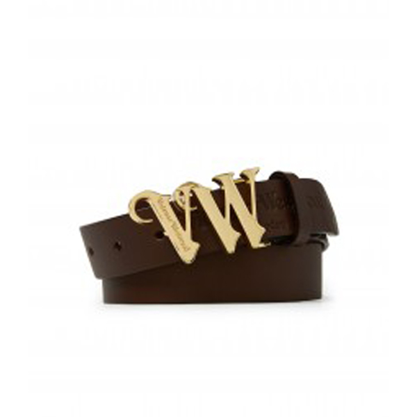 Men Vivienne Westwood VW BELT 7056 BROWN Outlet Online