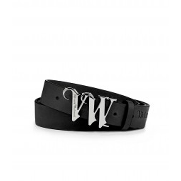 Men Vivienne Westwood VW BELT 5874 BLACK Outlet Online