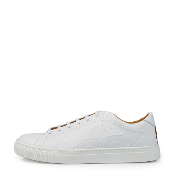 Men Vivienne Westwood DERBY TRAINERS WHITE Outlet Online