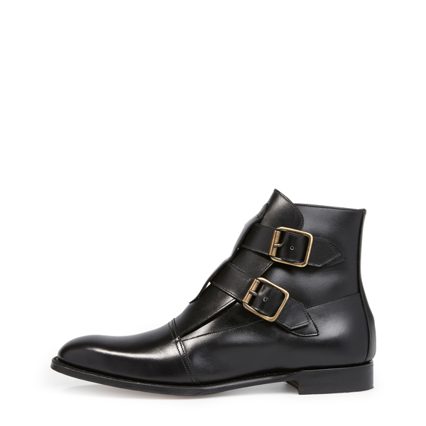 Men Vivienne Westwood JOSEPH CHEANEY & SON SEDITIONARY DRESS BOOTS BLACK Outlet Online