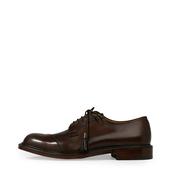 Men Vivienne Westwood JOSEPH CHEANEY & SON BATTERSEA TOE CAP SHOES MOCHA Outlet Online