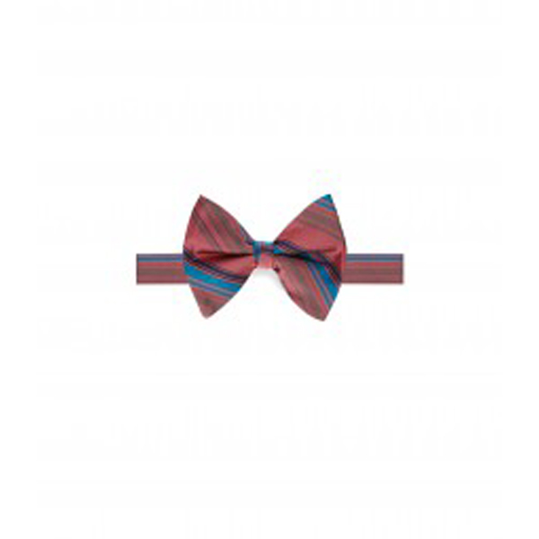 Men Vivienne Westwood RED STRIPED BOW TIE Outlet Online