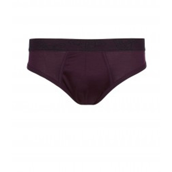 Men Vivienne Westwood BURGUNDY BRIEFS Outlet Online