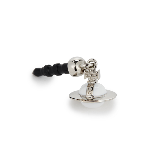 Men Vivienne Westwood MINIATURE ORB IPHONE CHARM Outlet Online