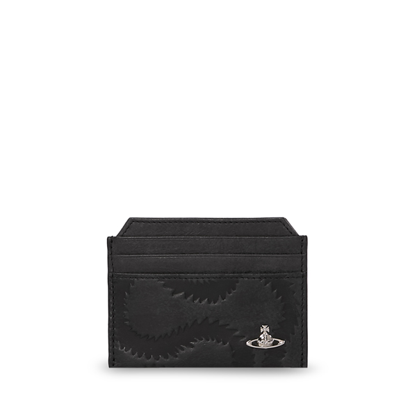 Men Vivienne Westwood NEW BELFAST CARDHOLDER 33375 BLACK Outlet Online