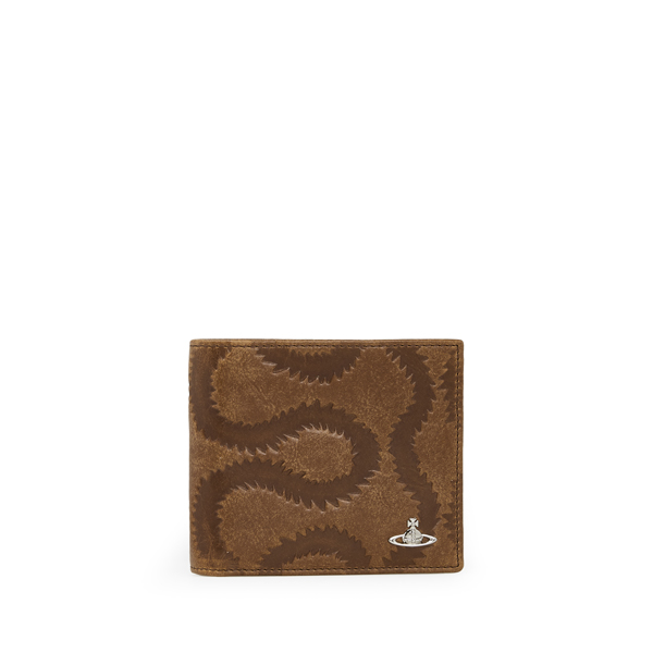 Men Vivienne Westwood BELFAST WALLET 33373 BROWN Outlet Online