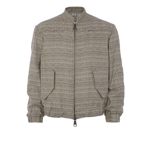 Men Vivienne Westwood TOUGH BOMBER BEIGE Outlet Online