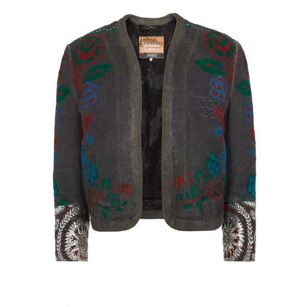 Men Vivienne Westwood NEW COCOA JACKET Outlet Online