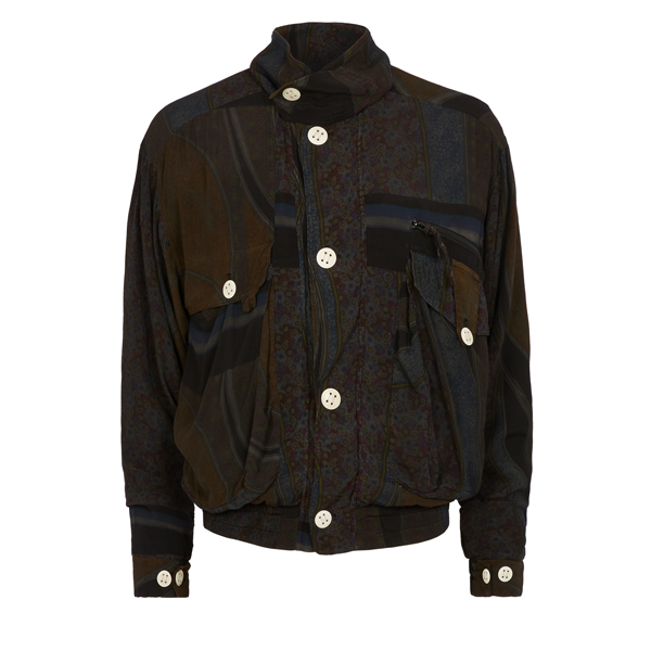 Men Vivienne Westwood MULTICOLOURED MARLBORO JACKET Outlet Online