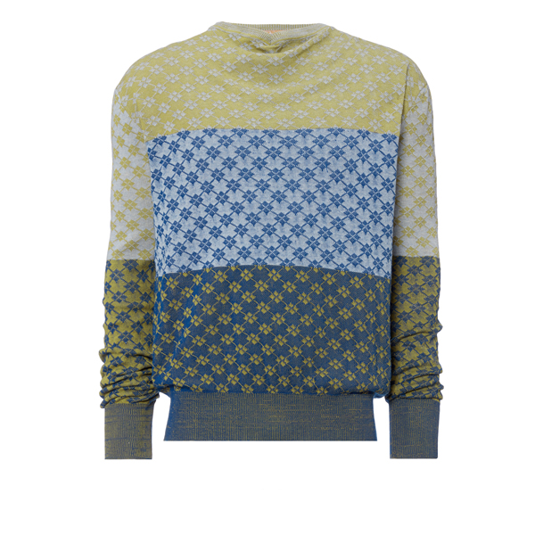 Men Vivienne Westwood DIAMOND JUMPER MULTI Outlet Online