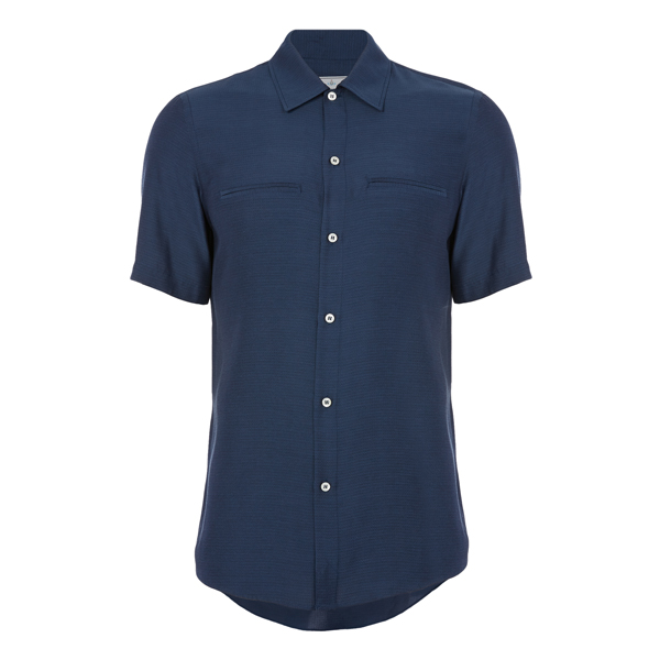 Men Vivienne Westwood RATTLE SHIRT BLUE Outlet Online