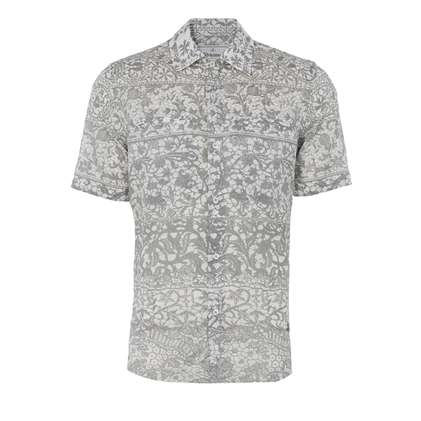 Men Vivienne Westwood RATTLE SHIRT GREY Outlet Online