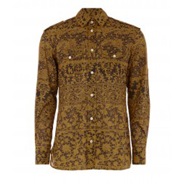 Men Vivienne Westwood TARY SHIRT GOLD Outlet Online