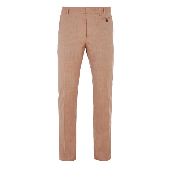 Men Vivienne Westwood CLASSIC TROUSERS ORANGE Outlet Online