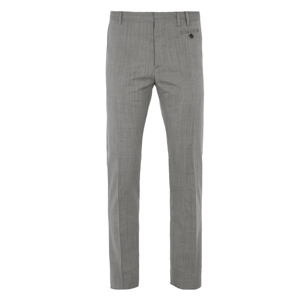 Men Vivienne Westwood CLASSIC TROUSERS GREY Outlet Online