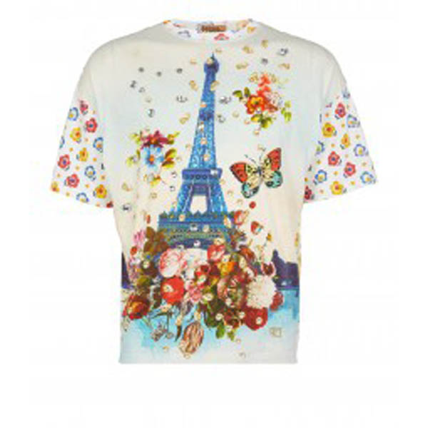 Men Vivienne Westwood PARIS T-SHIRT MULTI Outlet Online