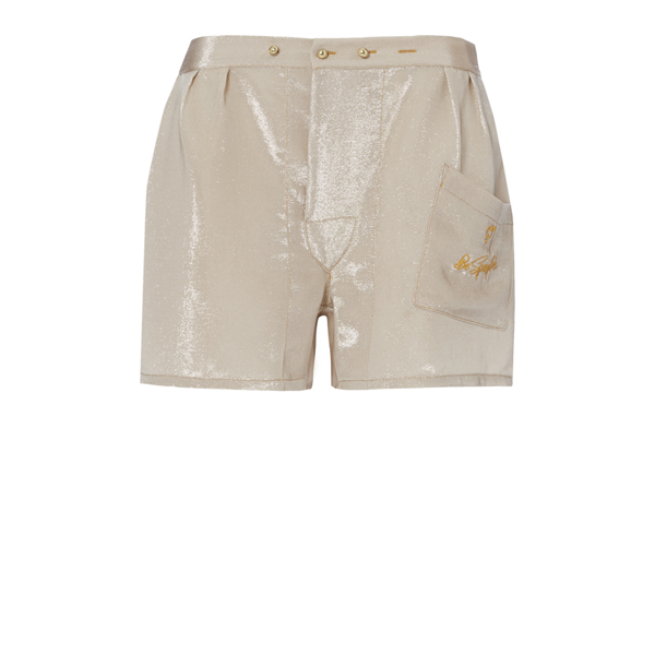 Men Vivienne Westwood LIGHT GOLD HERMES BOXER SHORTS Outlet Online