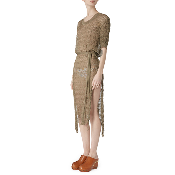 Men Vivienne Westwood TIZER DRESS TAUPE Outlet Online