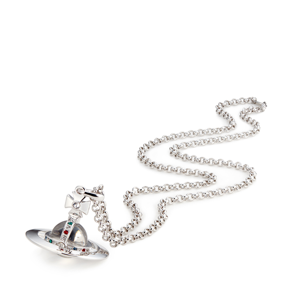 Men Vivienne Westwood NEW SMALL ORB PENDANT Outlet Online