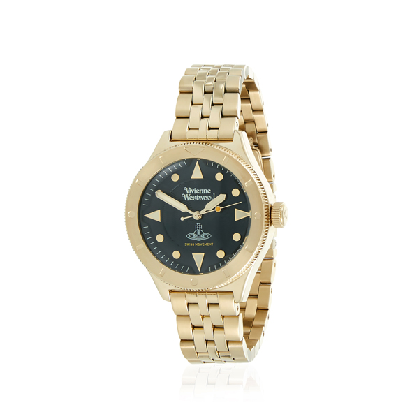 Men Vivienne Westwood NAVY SMITHFIELD WATCH Outlet Online