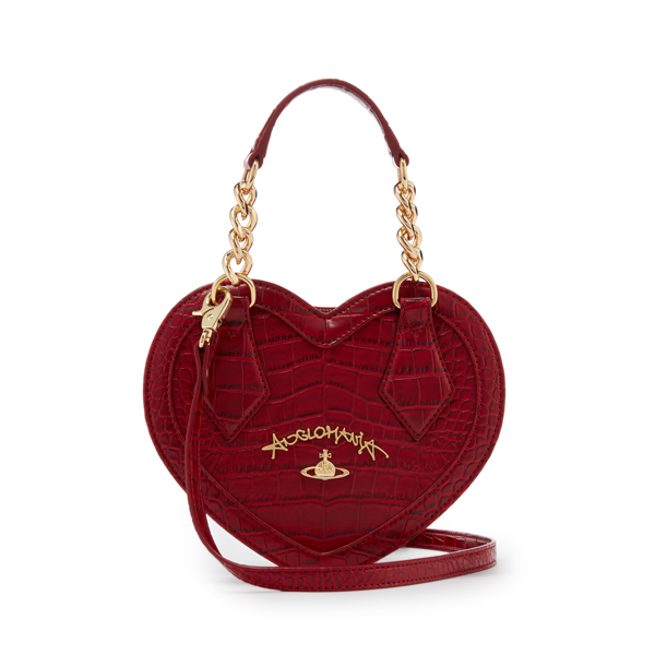 Women Vivienne Westwood RED DORSET BAG 7272 Outlet Online