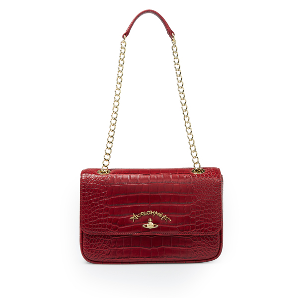 Women Vivienne Westwood RED DORSET BAG 7273 Outlet Online