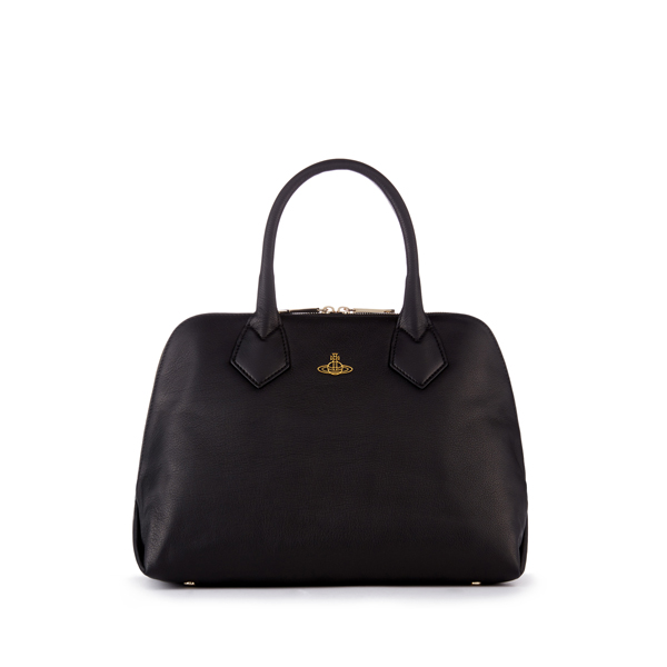 Women Vivienne Westwood BLACK SPENCER BAG 13813 Outlet Online