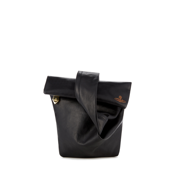 Women Vivienne Westwood VIVIENNE'S BAG 6973 BLACK Outlet Online