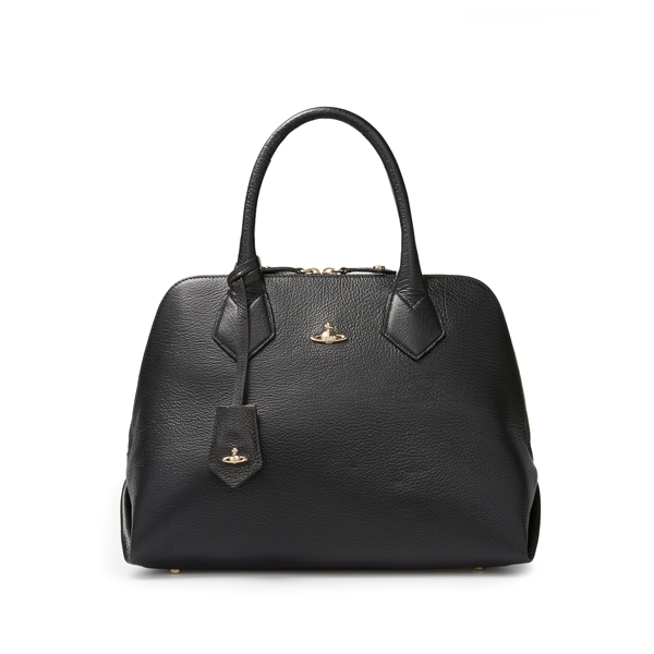 Women Vivienne Westwood BALMORAL BAG 131112 BLACK Outlet Online