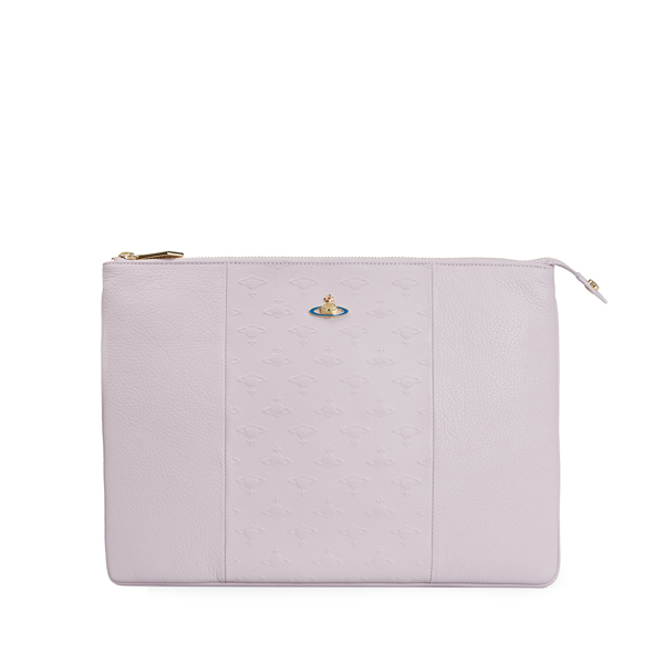 Women Vivienne Westwood CARDIFF POUCH 6852 ORCHID Outlet Online