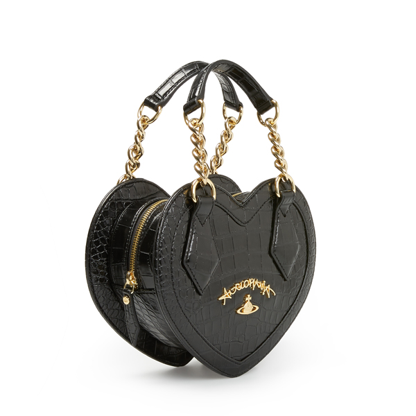 Women Vivienne Westwood BLACK DORSET BAG 7272 Outlet Online