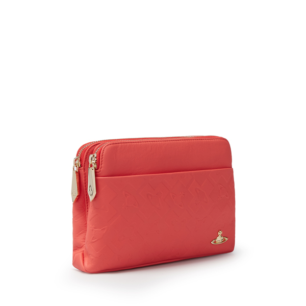 Women Vivienne Westwood HARROW CROSSBODY BAG 131123 RED Outlet Online