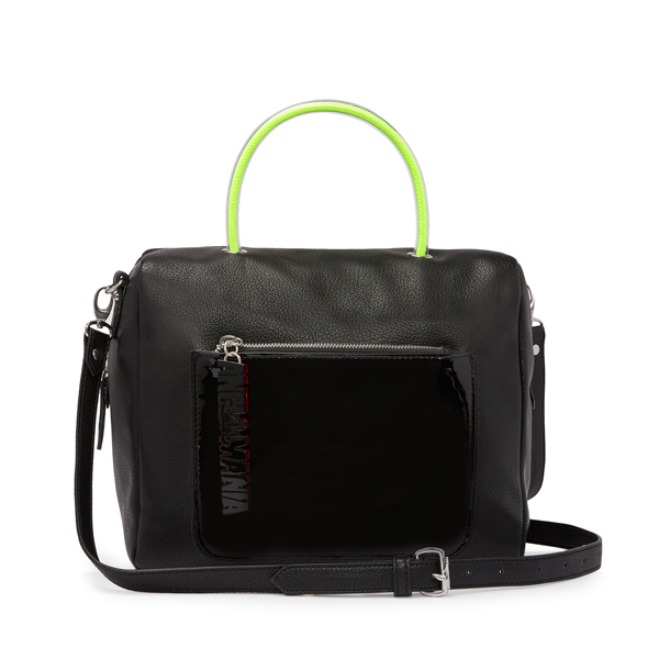 Women Vivienne Westwood NEWPORT BAG 7334 BLACK Outlet Online