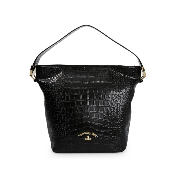Women Vivienne Westwood BRISTOL BAG 7347 BLACK Outlet Online