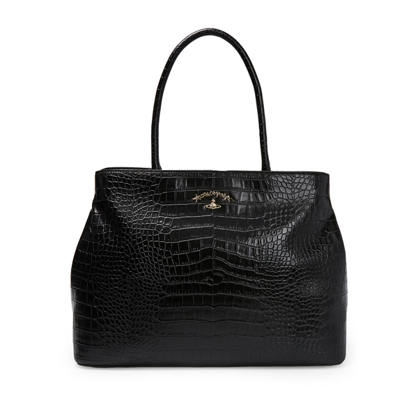 Women Vivienne Westwood BRISTOL BAG 7348 BLACK Outlet Online
