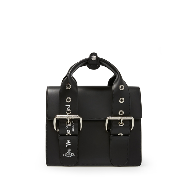 Women Vivienne Westwood ALEX BAG 131136 BLACK Outlet Online