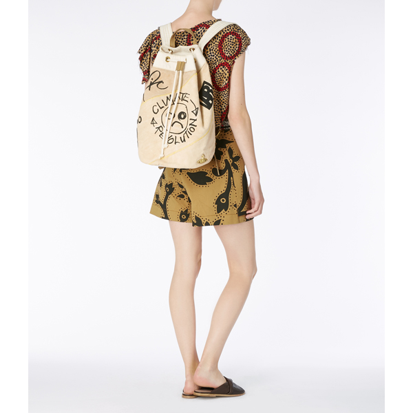 Women Vivienne Westwood DHOW SAIL RUCKSACK Outlet Online