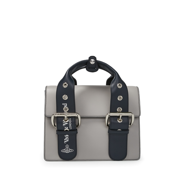 Women Vivienne Westwood ALEX BAG 131136 GREY Outlet Online