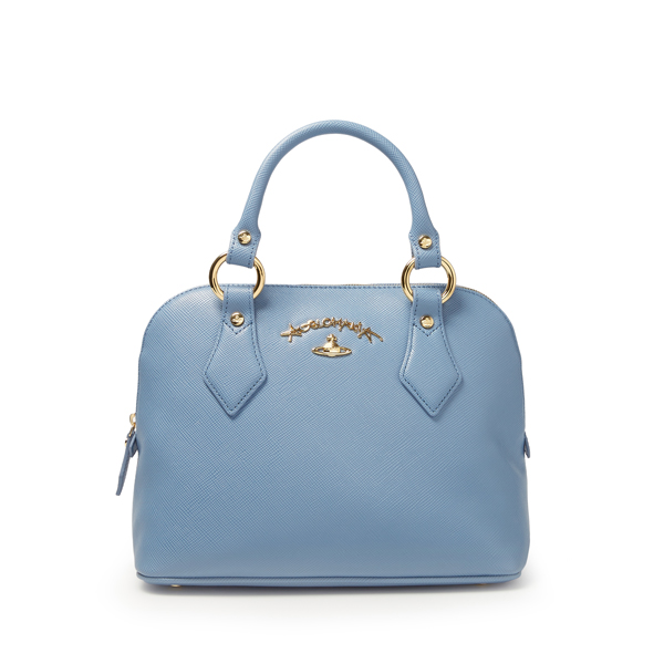 Women Vivienne Westwood DIVINA BAG 7281 BLUE Outlet Online