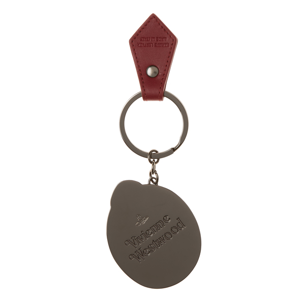 Women Vivienne Westwood LADYBIRD KEY RING 321497 RED Outlet Online