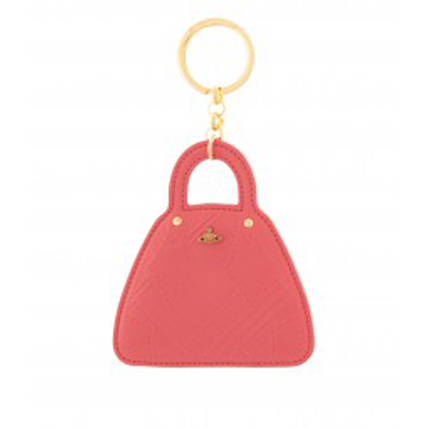 Women Vivienne Westwood BAG KEY RING 7310 CORAL Outlet Online