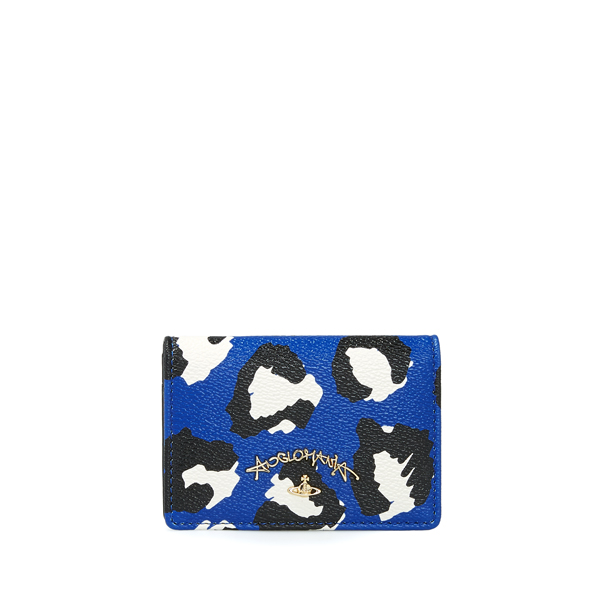 Women Vivienne Westwood H 10cm x W 19cm x D 2cmComposition: 100% LeatherDetails: Press stud fasteningEight credit card slotsOne note slotTwo open compartmentsOne zip fastening coin compartmentRed and navy Orb print lining Outlet Online