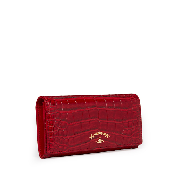 Women Vivienne Westwood DORSET PURSE 2800 RED Outlet Online