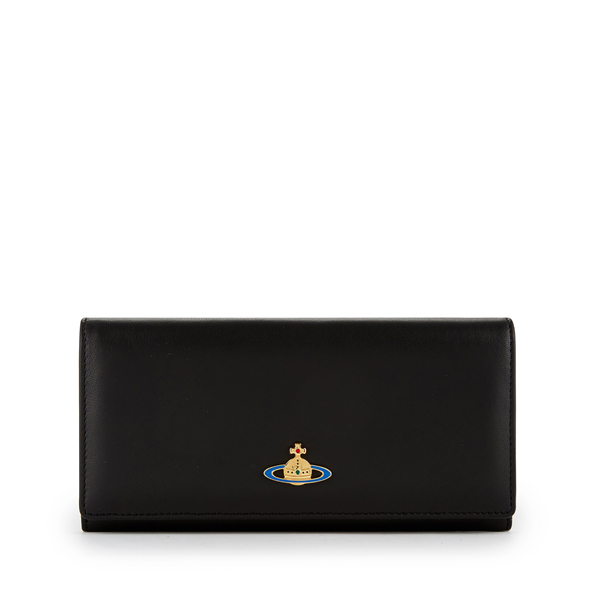 Women Vivienne Westwood BLACK NAPPA PURSE 2800 Outlet Online