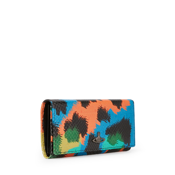 Women Vivienne Westwood BARBICAN PURSE 321463 MULTI Outlet Online