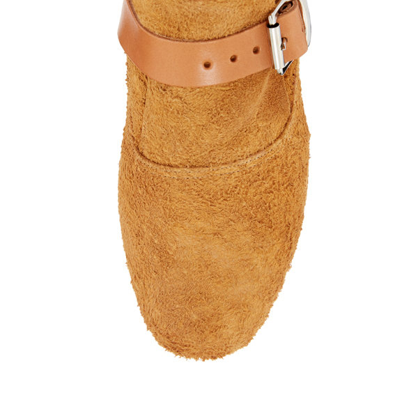 Women Vivienne Westwood PIRATE BOOT DESERT SUEDE Outlet Online